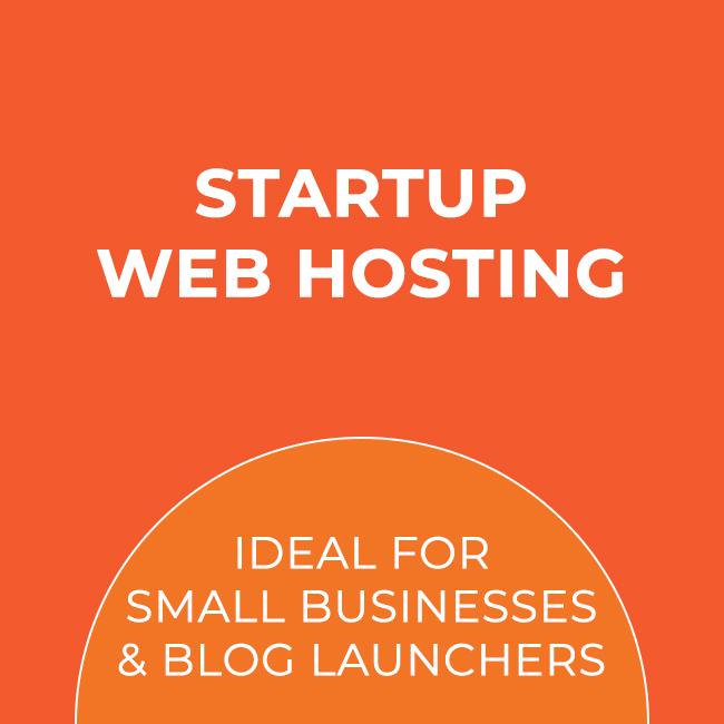 Startup Web Hosting