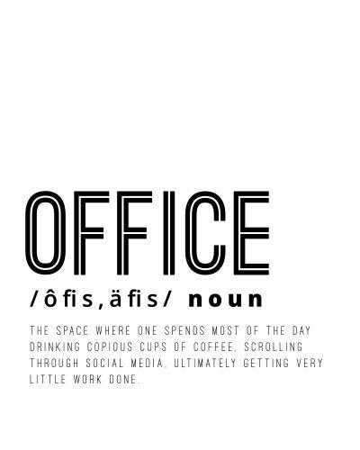 Free Office Printable
